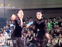 浙江省第五届青少年体育舞蹈锦标赛陈帅 陈秋莹恰恰舞表演