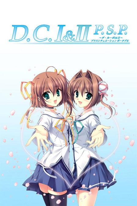 第01话 初音岛 PSP Re-Animated