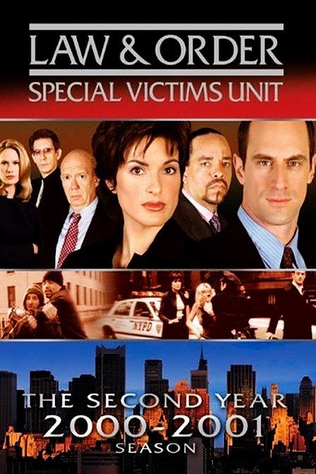 法律与秩序:特殊受害者第二季