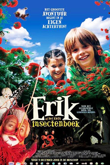 埃里克与土地昆虫