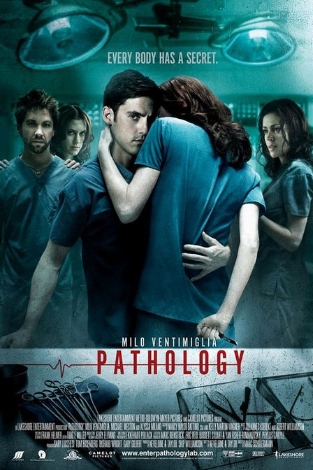 恐怖解剖室 Pathology