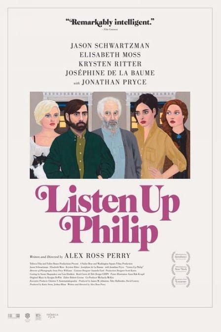 听着,菲利普