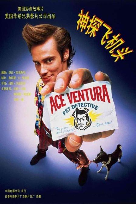神探飞机头 Ace Ventura: Pet Detective