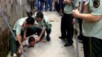 藤县42名精神病人暴力脱管连夜行动全部找回130706新闻在线