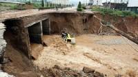 山西因暴雨煤矿板房坍塌已致12人遇难