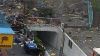 厦门居民区爆炸4死21伤