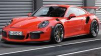 德国试驾保时捷911 GT3RS