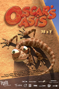 小蜥蜴奥斯卡