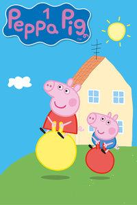 小猪佩奇 英文版 第一季
