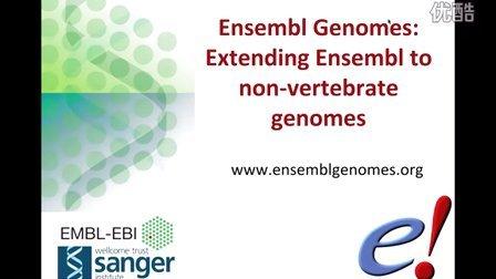 Ensembl Genomes: Extending Ensembl