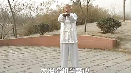 汤瓶七式拳实战教学(时振刚时晓武)B拔筋拳6-7路