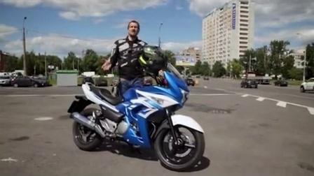 俄罗斯人是怎么评价铃木 GW250F 的