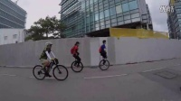 视频: Tolo Harbour Cycling Track #Unicycle #Cycling Track