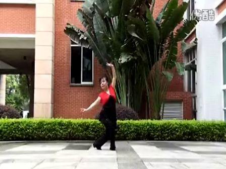 井冈山杜鹃花又开 广场舞