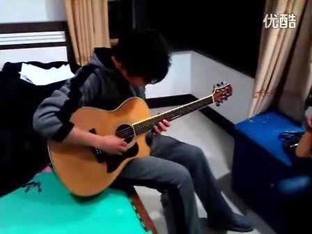 弹着吉他看美女的频道 优酷视频