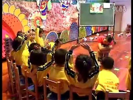 幼儿园音乐公开课 中班音乐《小刺猬采果子》优质课