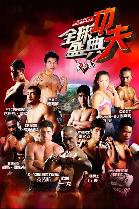 河南卫视武林风全球功夫盛典2013