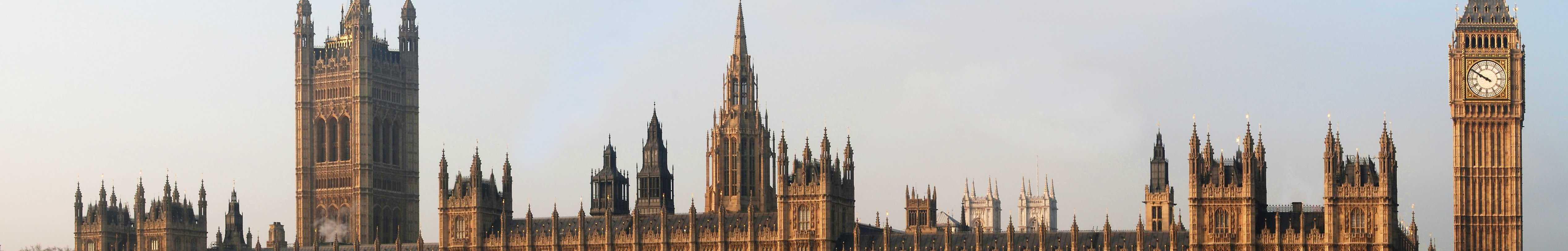 UK议会 banner