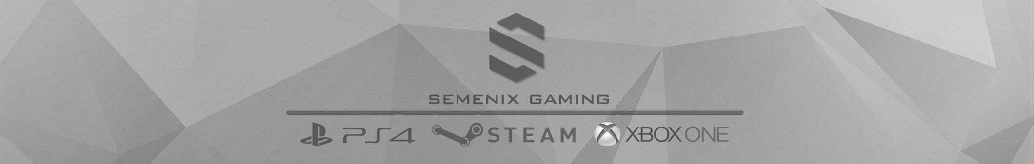 SemenixGaming banner