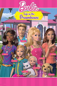 芭比之夢想豪宅 第一季