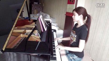 晴天钢琴演奏