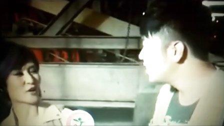 快乐到家拍摄 谢娜接受采访问到张杰有没有去探班