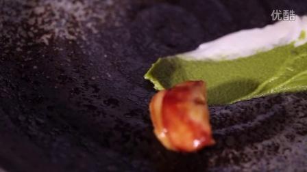 2014国贸79新菜发布(之四)多宝鱼__米其林大厨演示菜品制作过程