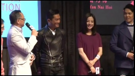 20150324香港亚洲电影节三人行宣传新闻汇总——钟汉良