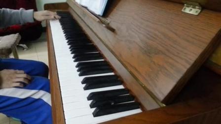 克罗地亚狂想曲 钢琴演奏