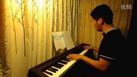 薛之谦《我好像在哪见过你》精灵王座主题曲 姜创钢琴 即兴