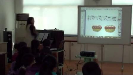 第六屆電子白板大賽《小朋友的家》(蘇教版音樂三年級,常州市博愛教育集團:孫盈盈)