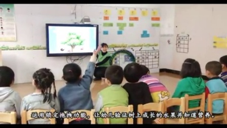 第六屆電子白板大賽《它們張在哪里呢?》(幼兒園中班科學,北京市昌平區機關幼兒園:李晶)