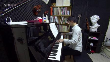 《车尔尼 op. 599》 No. 93 黄雪糕