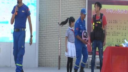 20170509南康区第二小学防溺水安全知识宣讲