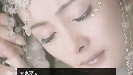 2012杨幂八星报喜