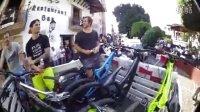 視頻: TRANSITION - CHRIS SMITH墨西哥TAXCO城市速降賽的比賽實況