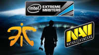 CSGO-IEM Fnatic vs Navi(dust2)
