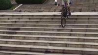 視頻: 山地車下樓梯