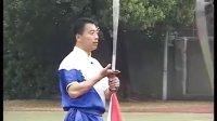 高二體育優質課《武術:自編刀術》水平五_馬老師