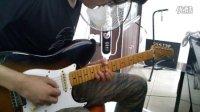 陈亚栋电吉他独奏《忐忑》
