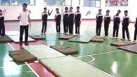 技巧組合_初二體育優質課