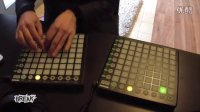 Flight of The Bumblebee on Novation Launchpad