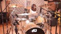 【Cover】泰妹MUKI - Zedd - Stay The Night Drum Remix