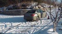 前驅后驅四驅車雪地爬坡大比拼