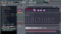 Y(MB 301)伦巴(工程模板使用方法)第7节 交谊舞曲教程  水果机FL Studio教程 DJ教程(NEW45)