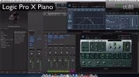 Logic Pro X 钢琴试听