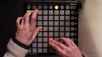 电音 Skrillex -First of the Year (Equinox) Launchpad