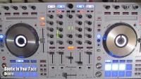 Massy Winter Electro Mix on DDJ-SX-W