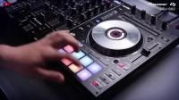 官方Pioneer DDJ-SX2升级版DJ控制器演示效果视频