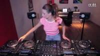 [Fovinne]顶级美女DJ Juicy M现场打碟 碉堡20首极品混音 最新2014第一季_超清_2
